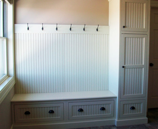 Apartment Showroom Sun Room | Hard Maple | Chesapeake Paint