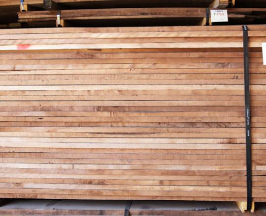 Dried lumber - Walnut