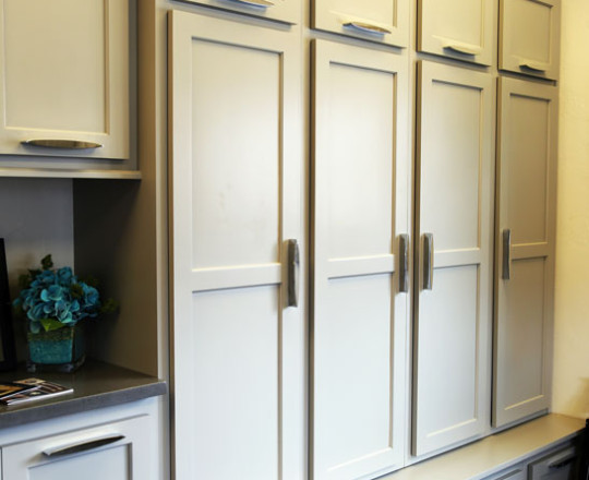 Office Showroom Office | Hard Maple | Dovetail Paint